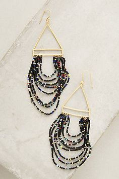 Carita Beaded Earrings
