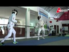 More fencing action from Singapore as VOXSPORTS brings you all the sporting action from the Republic!