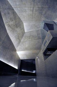 Beton1 House in Abiko / Fuse-Atelier, Japan.