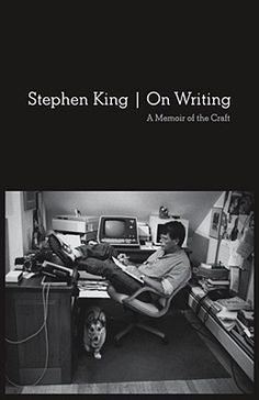 On Writing: A Memoir of the Craft I couldn't put this down! As memoirs go - it's a great read with invaluable advice.