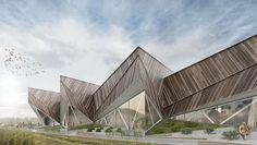 Expo 2015: Slovenia pavilion designed by SoNo studio.  #Expo2015 #Expo #Pavilion #WoodDesign #Architecture