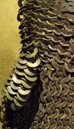 European riveted mail hauberk, in a Swedish museum, details unknown.