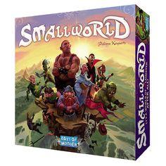 14 fantastycznych nacji w walce o przetrwanie. Small World to gra, w której gracze prowadzą swoje nacje w świecie, który jest po prostu za mały, aby pomieścić je wszystkie...      Small World, stworzony przez Philippe Keyaerts jako następca jego szeroko nagradzanej poprzedniej gry Vinci, to świat zamieszkany przez różnorodne rasy - krasnoludy, czarodziejów, amazonki, gigantów, orki...