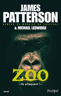 #VendrediLecture de @Ludio_tw : Zoo de James Patterson #CybookLecture