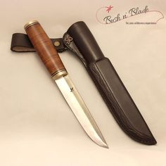 Bush n'blade knives
