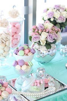 #pastel | #macarons
