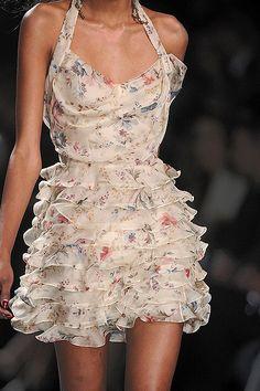 CHRISTIAN DIOR ...such a cute little summer dress