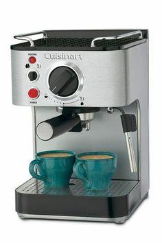 Cuisinart Espresso Maker.