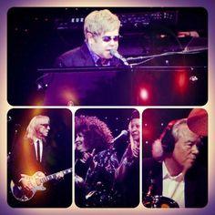 Elton John at Hope Estate, #HunterValley 2011