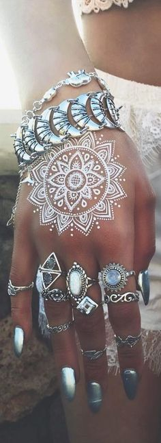 Outstanding Street Fashion Outfit. Would Combine With Any Piece Of Clothes. #silverjewelry