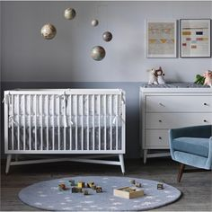 Galaxy Nursery On Pinterest