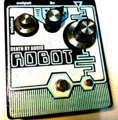 DEATH BY AUDIO  ROBOT