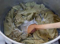 Frunze de vita-de-vie la saramura - Bunătăți din bucătăria Gicuței Desserts, Food, Tailgate Desserts, Deserts, Essen, Postres, Meals, Dessert, Yemek