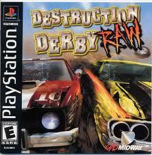 Destruction Derby raw psx iso download