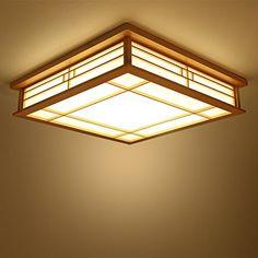 LYXG Plafonnier japonais en bois LED Lampes Lampes lumièr... https://www.amazon.fr/dp/B01LXVDR79/ref=cm_sw_r_pi_dp_x_ht2cyb8EZQEJS