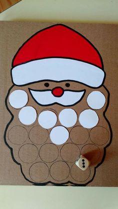 Preschool Christmas, Toddler Christmas, Noel Christmas, Christmas Activities, Christmas Crafts For Kids, Diy Christmas Ornaments, Xmas Crafts, Craft Activities, Winter Christmas