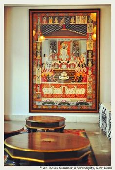 Collection of rare pichwai painting. Best for Home Decoration. Call us - 07023838410