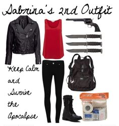 Sabrina's 2nd Outfit