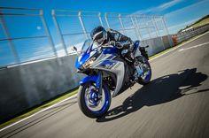 ConcettoMotors: Nova Yamaha YZF-R3: a supersport para todos os dias.  Acesse: www.concettomotors.blogspot.com.br