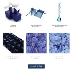 Shop the most gorgeous blue wedding and event decor online! #KoyalWholesale #event #decor #wedding #bridalshower #babyshower #birthday #occasions
