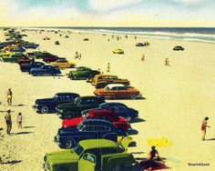 Classic Car Art, Wife to Husband Gift, Dad Gift, Car Guy Gift 11x14 16x20, Cars on Beach Art Father Gift, Vintage Car Art Roadster Guy Gift by VintageBeach on Etsy https://www.etsy.com/listing/280053338/classic-car-art-wife-to-husband-gift-dad