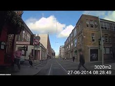 Every day Luas trams and drivers interact with thousands of Pedestrians across Dublin. Pedestrian, Dublin, Street View