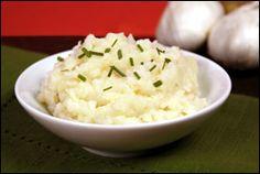 HG's Great Garlic Miracle Mashies