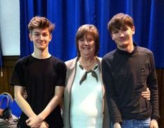 Eliot A returns from the West End to his old school in Darlington. Read more: http://ow.ly/KCtaX