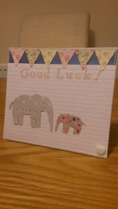 Maternity leave card! Pregnancy Period, Pregnancy Books, Baby Cards, Felt Crafts, Card Card, Projects To Try, Maternity, Leaves, Frozen