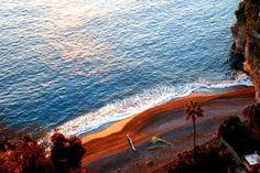 sunrise on January, Amalfi Coast