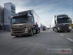 distritomotor - Camiones Volvo propulsados con metano-diésel | distritomotor