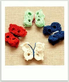 crocheted accessories Crochet Accessories, Bobs, Knit Crochet, Crochet Earrings, Knitting, Jewelry, Fashion, Moda, Jewlery