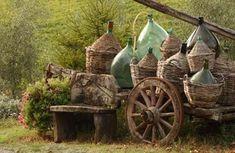 """dontcallmebetty: """" Vineyards - Tuscany, Italy """""""