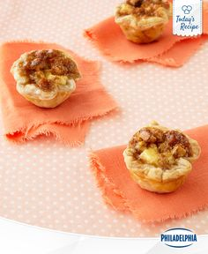Mix it up at your next party with a treat that's a cross between a cheese Danish and a gooey maple-walnut tart.