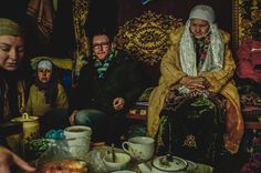 Mi verano con una chamana en Kazajistán