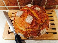 Cuisiner est une cool passion: PAIN COCOTTE AIX CEREALES Banana Bread, Passion, Desserts, Food, Cereal Bread, Bakery Business, Cooking Food, Tailgate Desserts, Essen