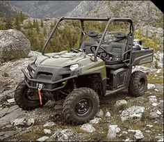 Polaris Ranger Side by Side~ More play time:)