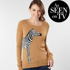 by Henry Holland Henry Holland, Debenhams, Eclectic Style, Clothes Horse, Jumper, Tank Tops, Dresses, Women, Animal