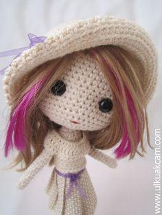1000+ images about Amigurumi dolls on Pinterest ...