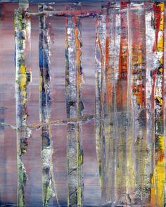 Gerhard Richter, Tableau abstrait 1992, Catalogue Raisonné: 768-3 Imagen tomada de http://www.gerhard-richter.com