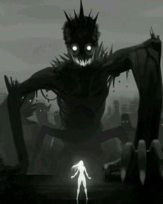 (DREAM GAME) Battle boss #20 Darius the king of darkness Powers: shadow Medium ranked game Shadow Creatures, Dark Creatures, Mythical Creatures, Fantasy Creatures, Shadow Monster, Fantasy Art, Fantasy Concept Art, Dark Fantasy, Shadow Drawing