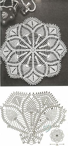 Pineapple Lace#1