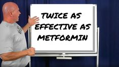 The purpose of this video is NOT medical advice about whether or not to take Metformin. That's between the patient and their doctor. The purpose is to highli. Diabetes Care, Potassium Deficiency, Fitness Tips, Health Fitness, Insulin Resistance, Medical Advice, Letter Board, Health Tips