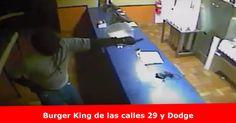 Vídeo del robo a Burger King Más detalles >> www.quetalomaha.com/?p=5987