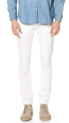 CLUB MONACO Slim Jeans. #clubmonaco #cloth #jeans