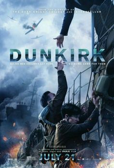 If you didn't, go watch Dunkirk. This movie is absolutely AMAZING.