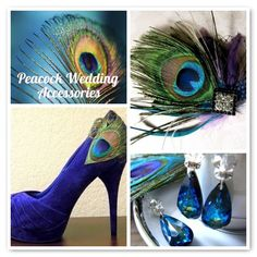 Peacock {Wedding Inspiration}Truly Chic Inspirations | Truly Chic Inspirations