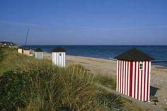Raageleje beach, North Zealand, Denmark