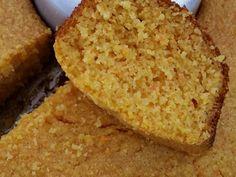 Bolo de farinha de milho | Tortas e bolos > Receitas de Bolo de Milho | Receitas Gshow