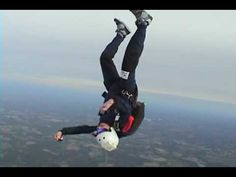 AFF Level 9 Skydive - First Solo raw footage